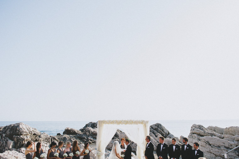 Amazing wedding venue in Dubrovnik Croatia