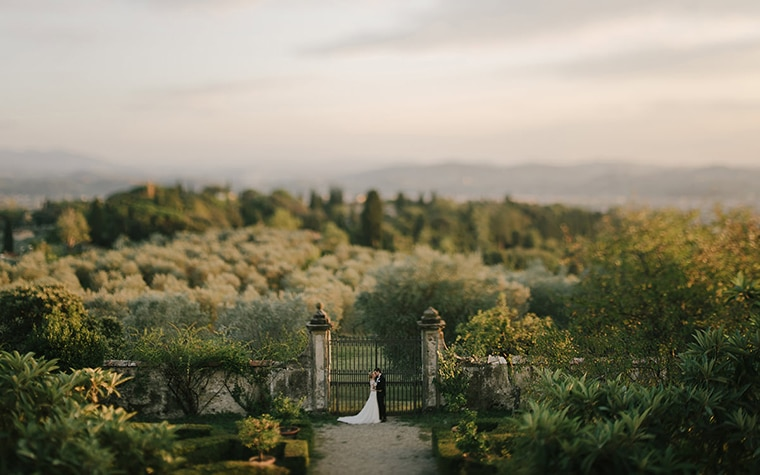 top wedding venues in tuscany