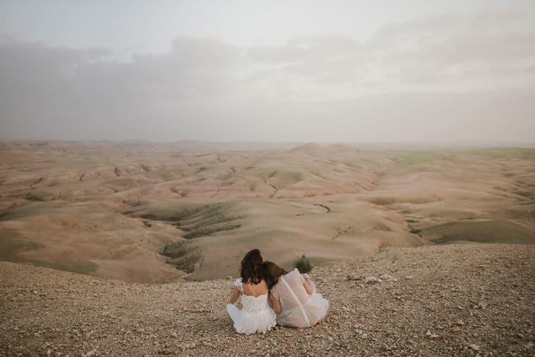 intimate wedding photography morocco