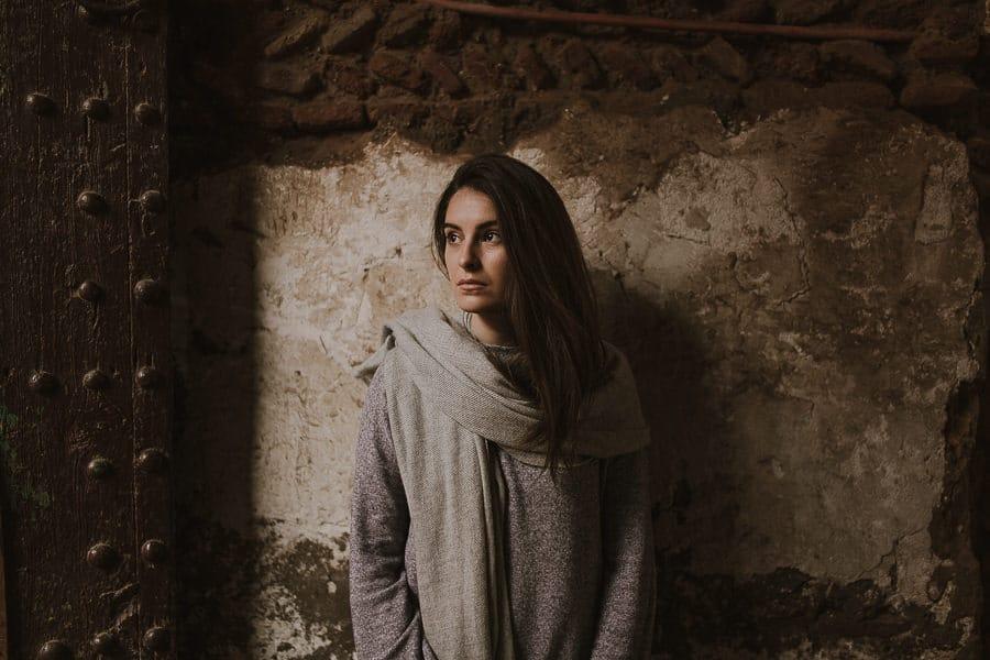 Portrait shot AF-S 28mm f-1.4E ED from Nikon