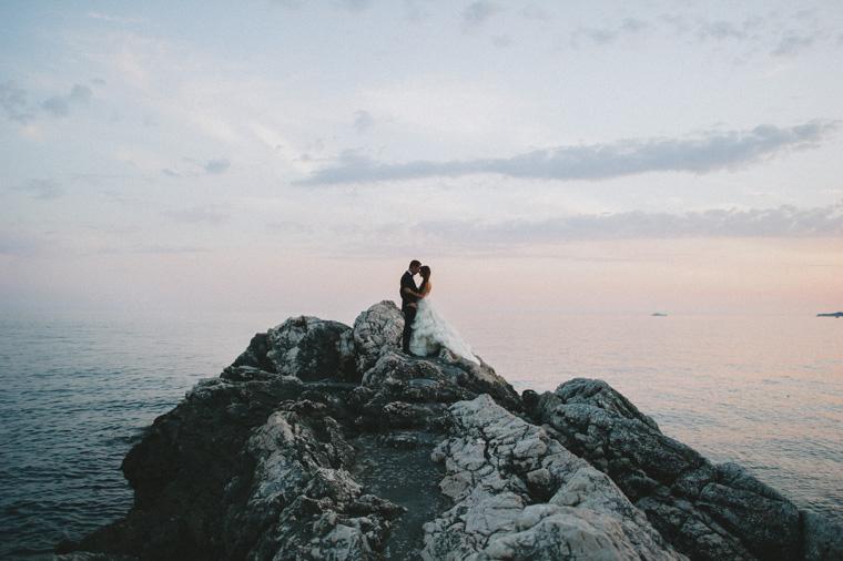 unobtrusive inspirational innovative wedding photographer dubrovnik croatia
