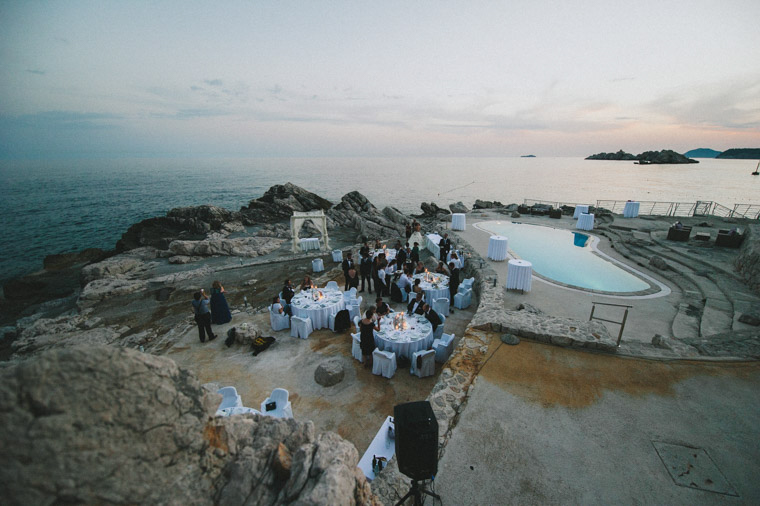 best wedding venue in dubrovnik hotel palace
