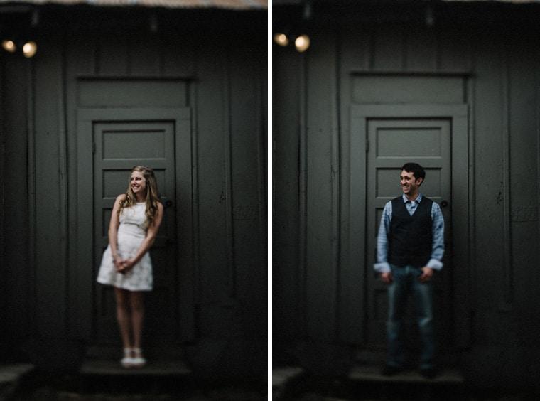 bride and groom in gruene texas
