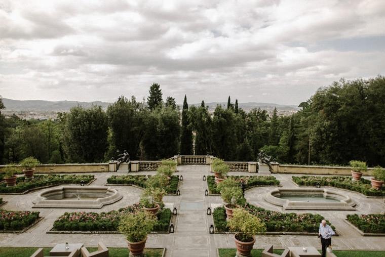 wedding in Villa Il Salviatino