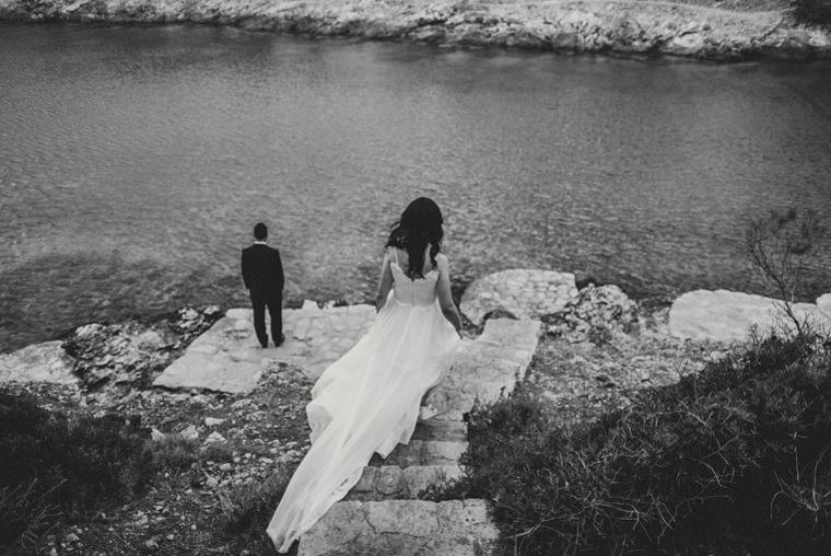 elopement in Hvar, Croatia