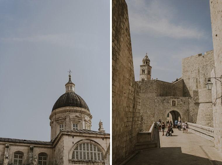 dubrovnik old city details