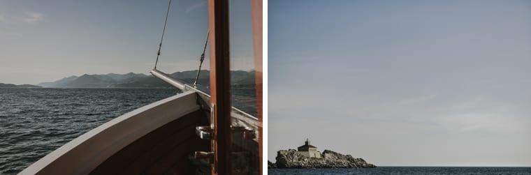 wedding boat cruise in dubrovnik