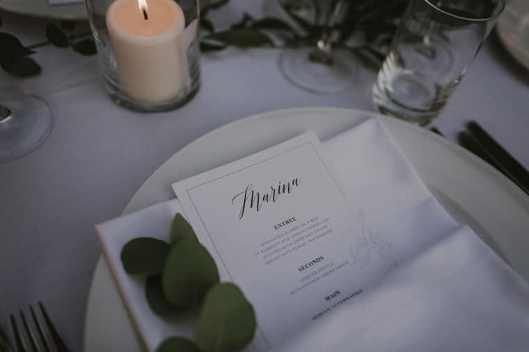 wedding decor villa argentina dubrovnik