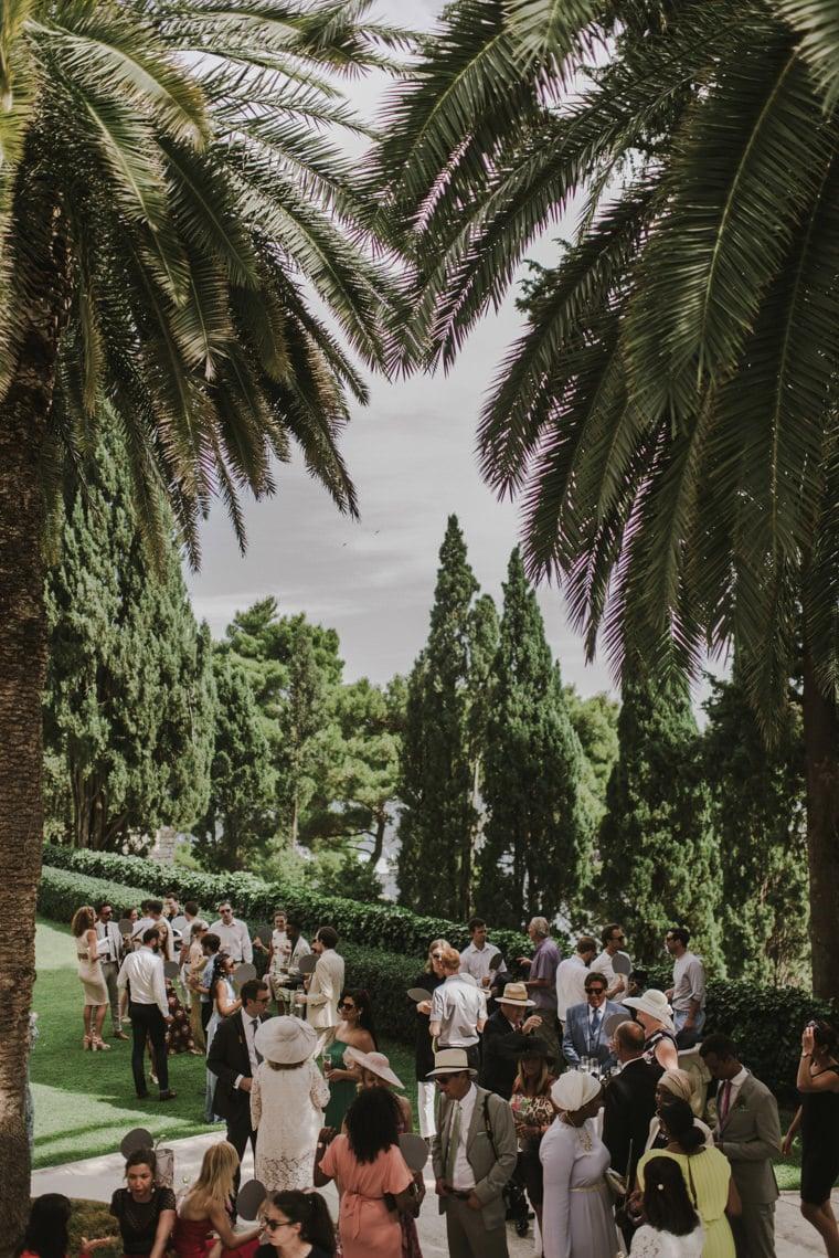 dubrovnik villa argentina reception