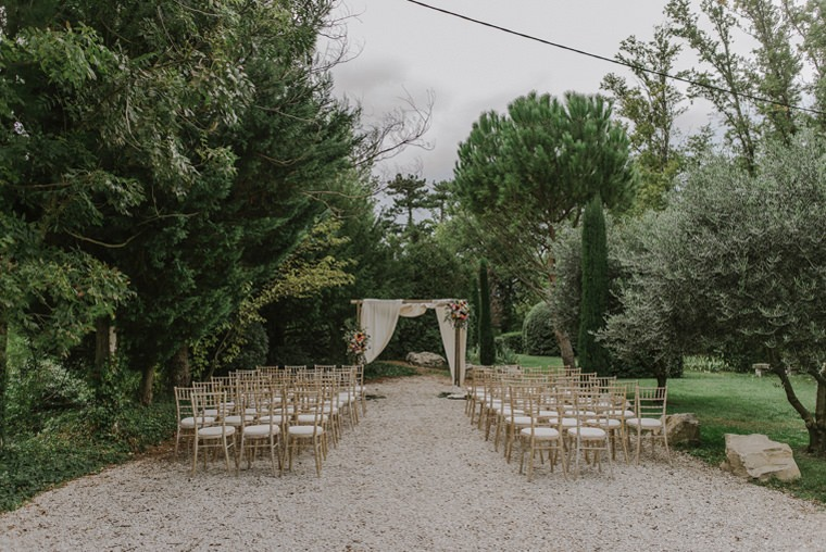 wedding in blanche fleur provence france